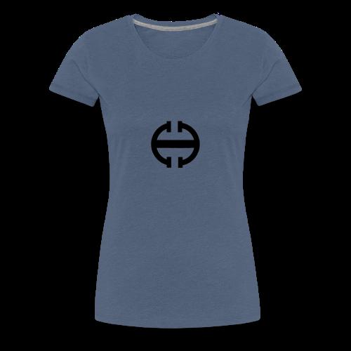 CakeMeneer - Vrouwen Premium T-shirt