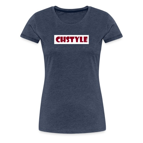 chstylered - Frauen Premium T-Shirt