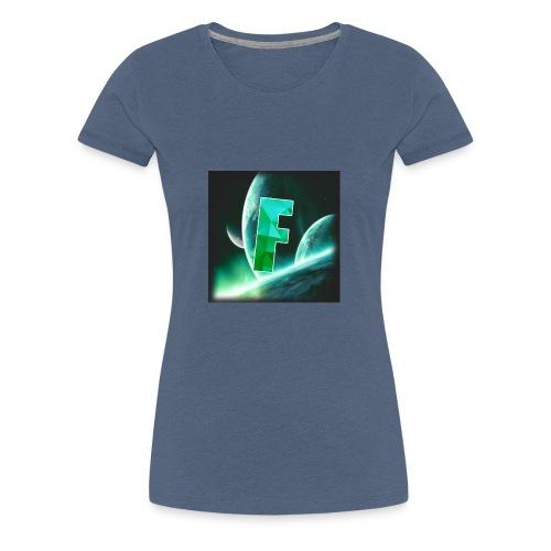 Fahmzii's masterpiece - Women's Premium T-Shirt
