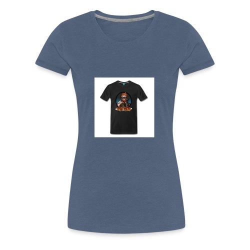 Zaitros tröja - Premium-T-shirt dam