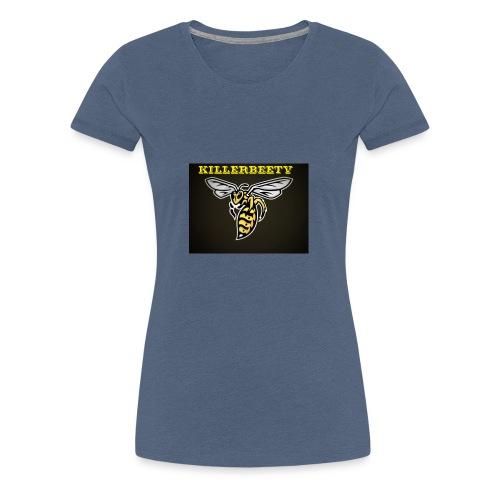fairview yellowjackets final 2x - Vrouwen Premium T-shirt