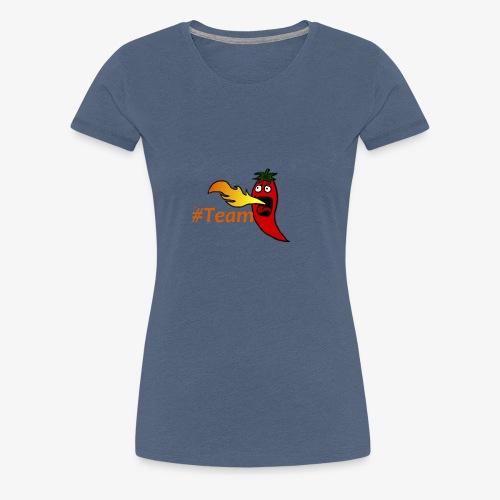 TeamChili - Frauen Premium T-Shirt