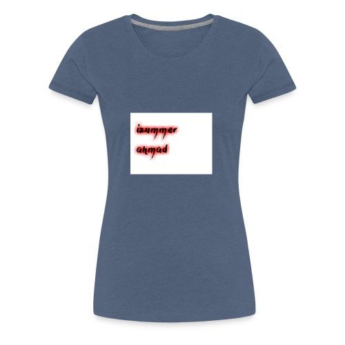 izummerahmad2 - Women's Premium T-Shirt
