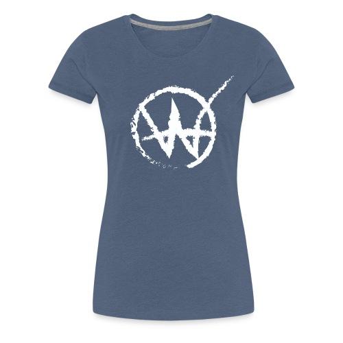 Wahlberg - Premium-T-shirt dam