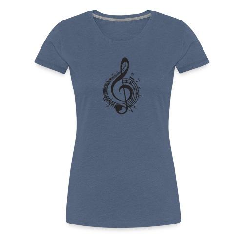 noty - Women's Premium T-Shirt