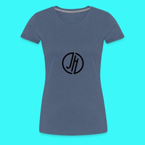 JH Logo - Women's Premium T-Shirt