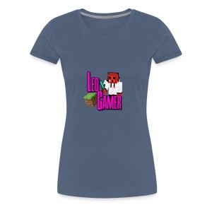 LeoGamer Minecraft - Women's Premium T-Shirt