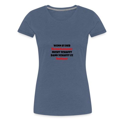 Konstanzer können alles - Frauen Premium T-Shirt