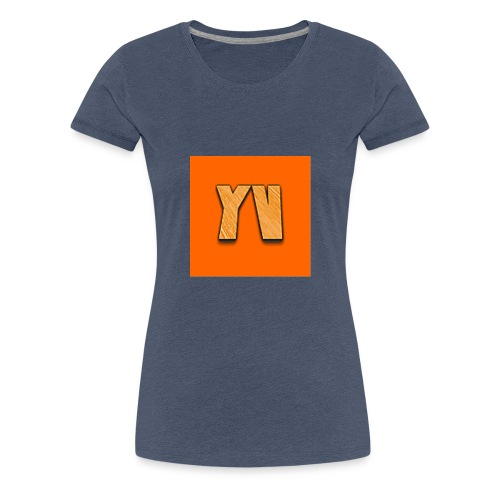 YouVideo - Women's Premium T-Shirt