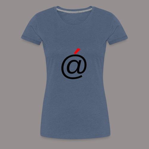 ARROBÁ - Camiseta premium mujer
