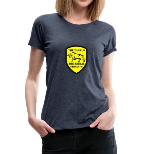 design 2 - T-shirt Premium Femme