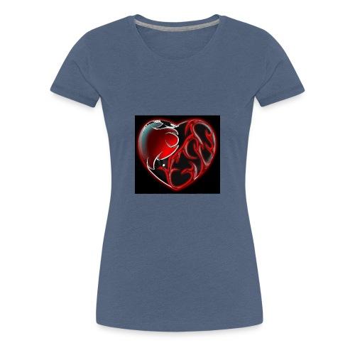 Visionen - Frauen Premium T-Shirt