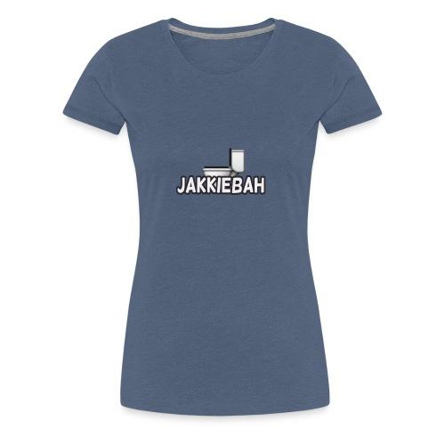 JakkieBah Merch - Vrouwen Premium T-shirt