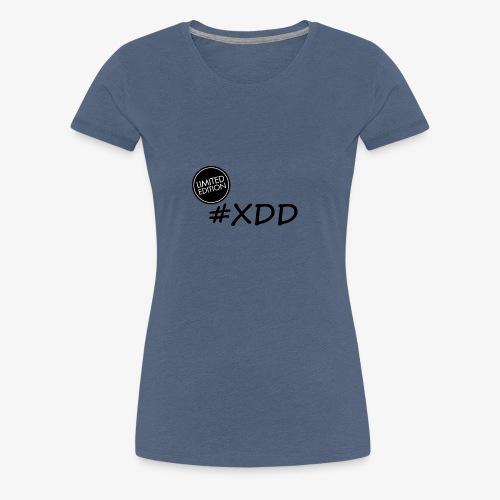 #XDD Limited Edition 25.06.18 - Koszulka damska Premium