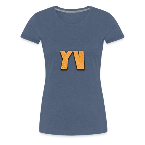 Just YouVideo Logo - Women's Premium T-Shirt