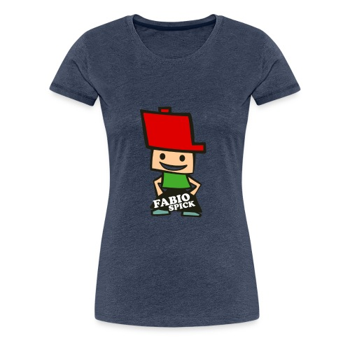 Fabio Spick - Frauen Premium T-Shirt