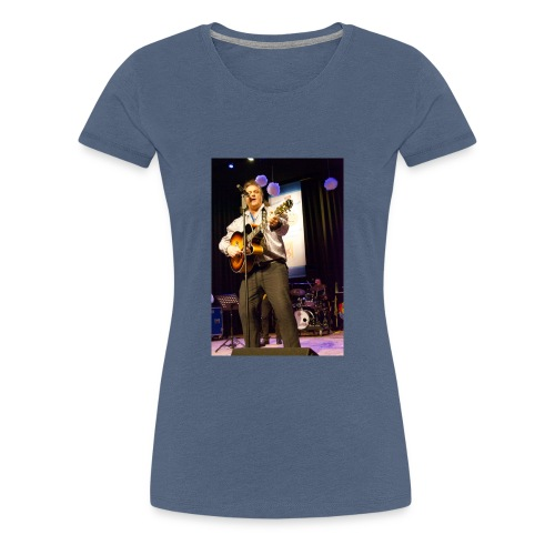 Live On Stage - Frauen Premium T-Shirt