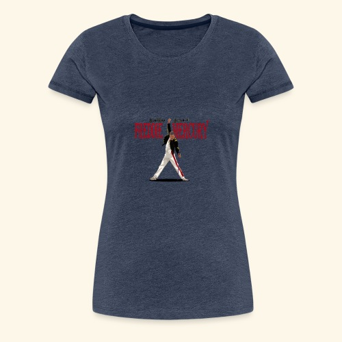 FREDDIE - Camiseta premium mujer