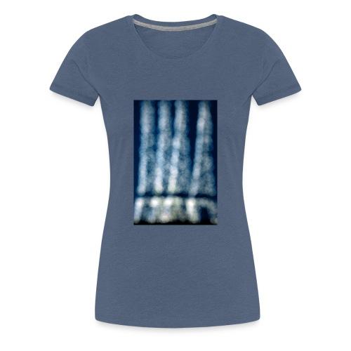 Eiffelturm - Frauen Premium T-Shirt