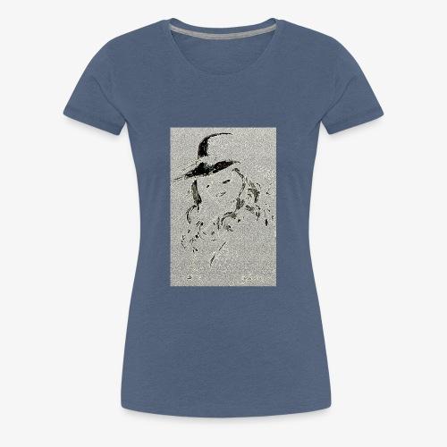 Fillechapeau - T-shirt Premium Femme