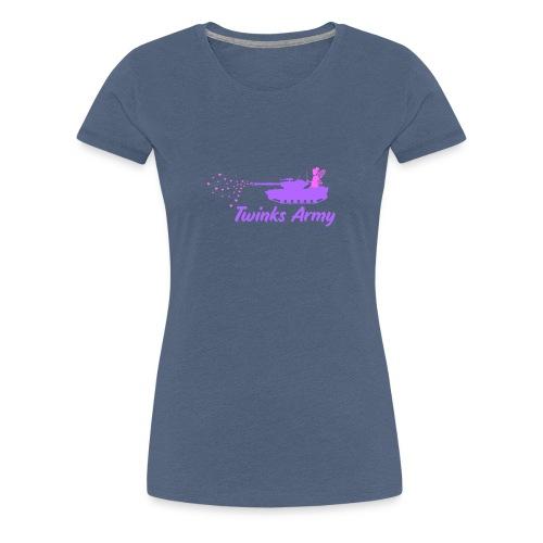 Twinks Army - Women's Premium T-Shirt