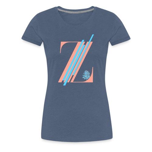 Z by liod - T-shirt Premium Femme