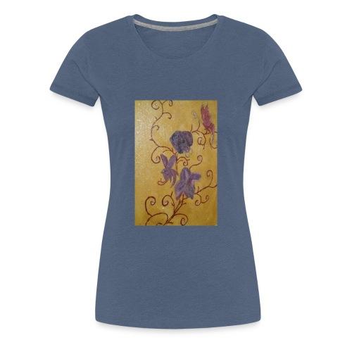 Tasse Kaffee - Frauen Premium T-Shirt