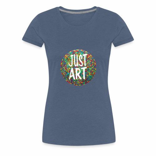 Kunst Edih Lassiat - Frauen Premium T-Shirt