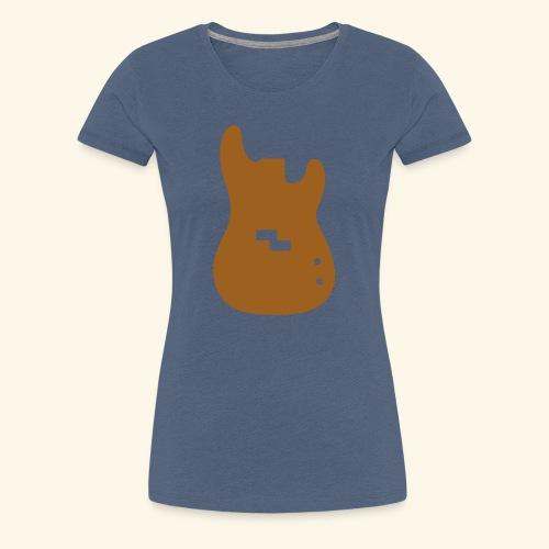 Basse - T-shirt Premium Femme