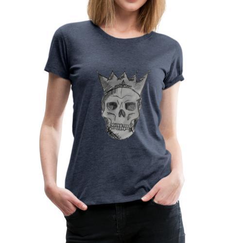 Totenking - Frauen Premium T-Shirt