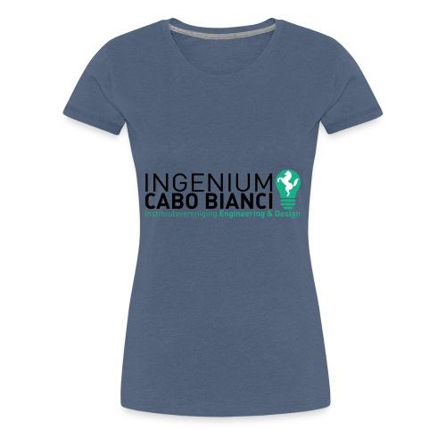 Ingenium Cabo Bianci - Vrouwen Premium T-shirt