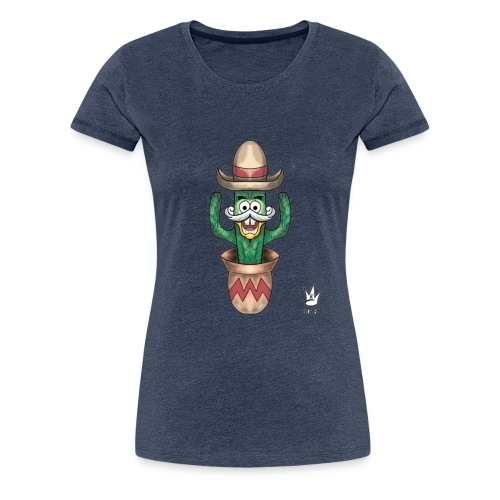 Kaktus - Frauen Premium T-Shirt