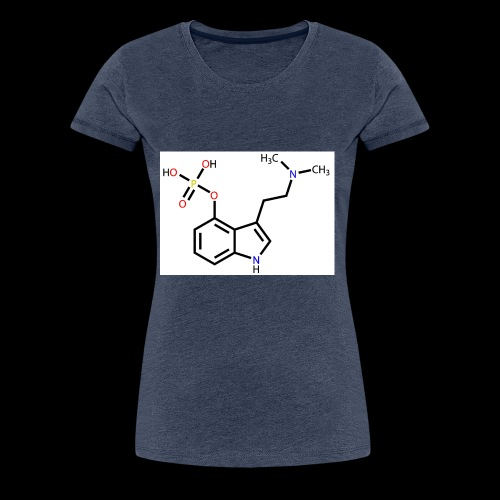 Psilocybin - Women's Premium T-Shirt