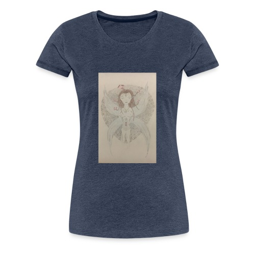 Psyloelf - Frauen Premium T-Shirt