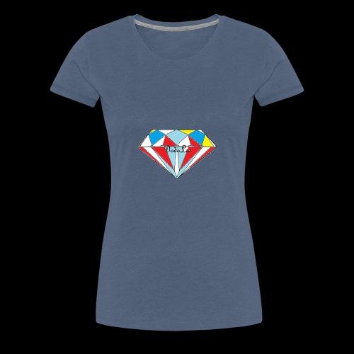 DodoLee - Frauen Premium T-Shirt