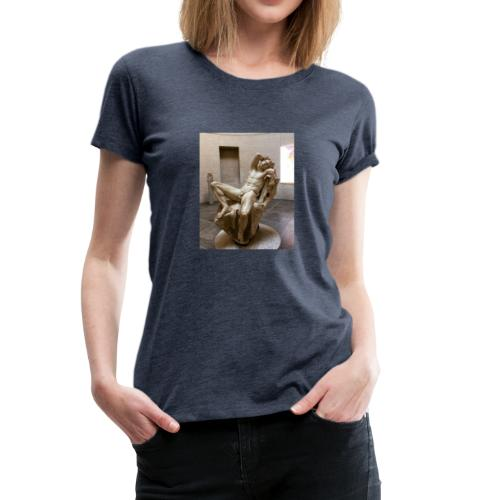 Thinking - Frauen Premium T-Shirt