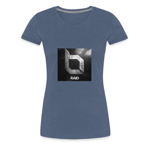 Raid Away - Black Shirt - Women's Premium T-Shirt