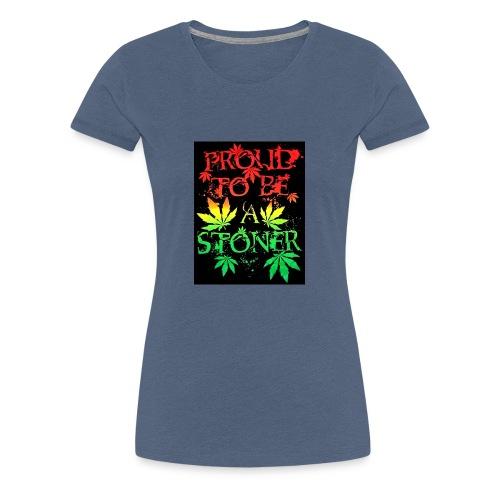 Stoner T-Shirt - Frauen Premium T-Shirt