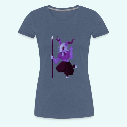 666 - T-shirt Premium Femme