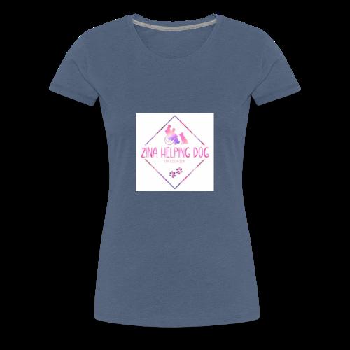 shopping tas - Vrouwen Premium T-shirt