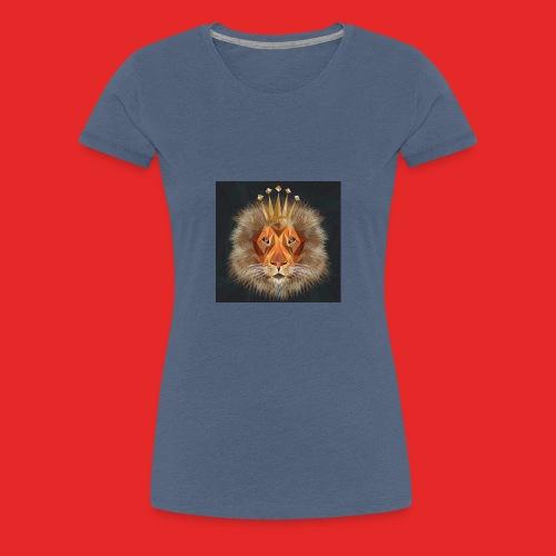 The King - Frauen Premium T-Shirt