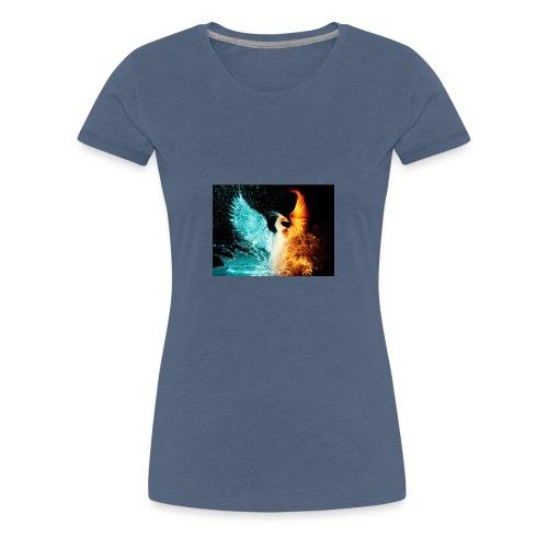 Elemental phoenix - Women's Premium T-Shirt