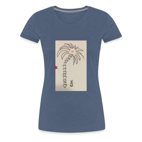 08 Pineapple - Frauen Premium T-Shirt