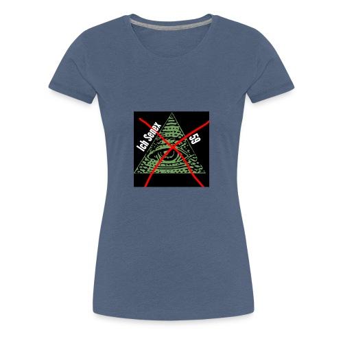 Denis mit einem n - Frauen Premium T-Shirt