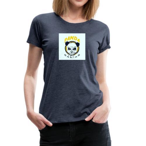 Panda GamingYT Logo - Frauen Premium T-Shirt