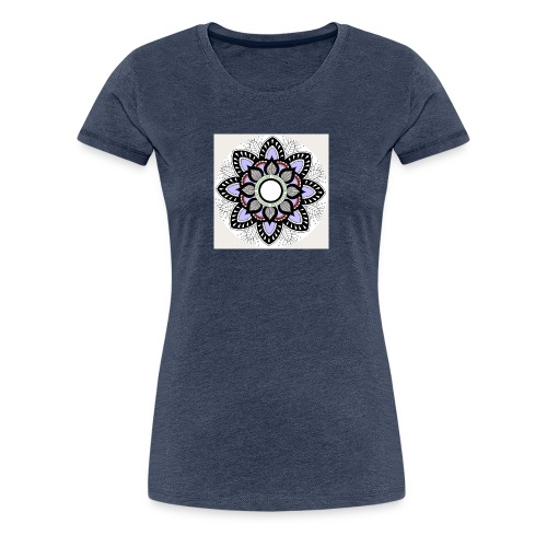 IMG 0566 - Dame premium T-shirt