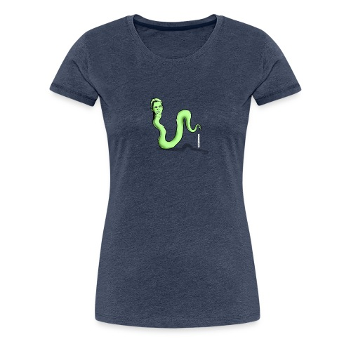 ormen - Premium-T-shirt dam
