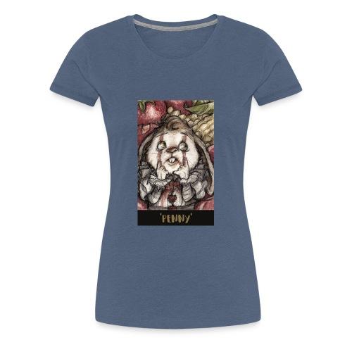 Penny - Frauen Premium T-Shirt
