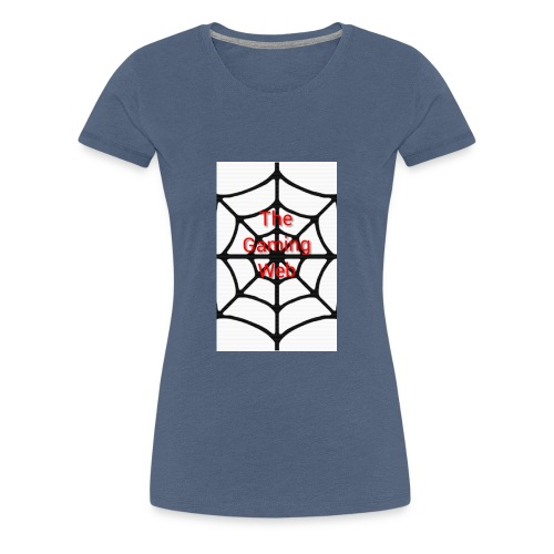 theweb - Women's Premium T-Shirt