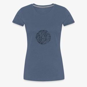 Free Design - T-shirt Premium Femme